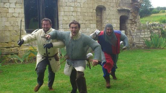 les chevaliers de la compagnie de la croix noire
