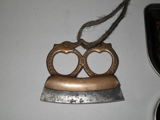 briquet acier moulé en bronze
