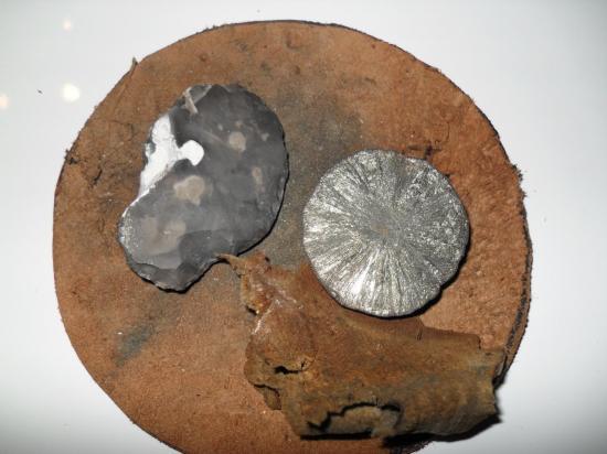 kit feu préhistorique complet